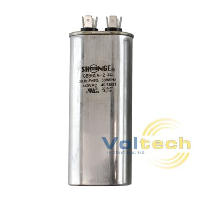Capacitor 30mfd/440VAC          10 pack