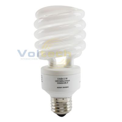 Ampoule fluocompacte 23w