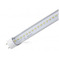 LED Tube T8 20w 4000k Clear